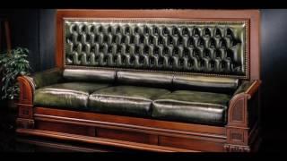 видео Диваны и кресла под старину