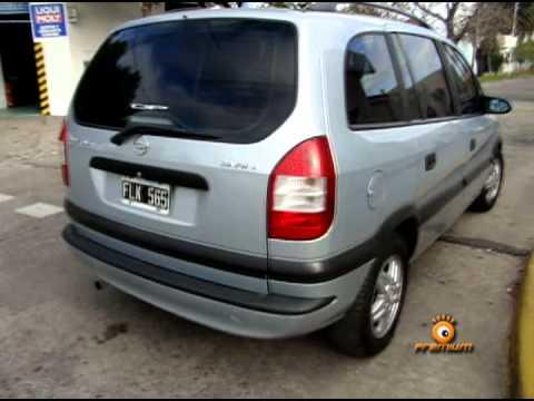 Chevrolet Zafira 2006 12072014 Youtube