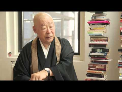 Zen Master Eido Roshi on the benefits of meditation