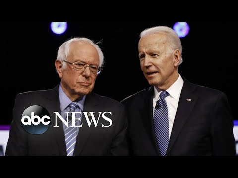 Democratic Candidates Fight For South Carolina L ABC News