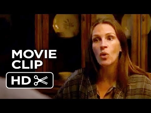 August: Osage County Movie CLIP - Eat Your Fish (2013) - Julia Roberts Movie HD