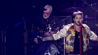 Queen + Adam Lambert   Who Wants To Live Forever   Live at The Isle of Wight Festival 2016