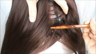 Tutorial: Pigtails on Non-Pigtail Wigs
