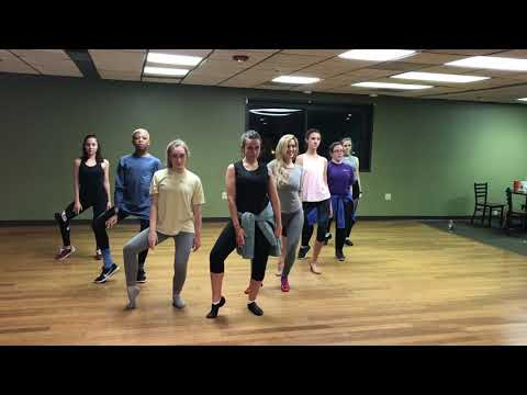 All That Jazz original Fosse choreography
