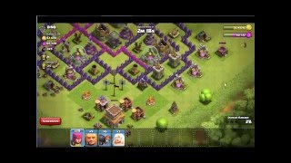 Clash Of Clans: How To Win Every Clash of Clans Battle With Only 4 Archer! Guarantee!
