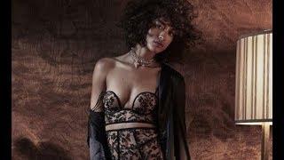 ALANNA ARRINGTON Model 2017 - Fashion Channel