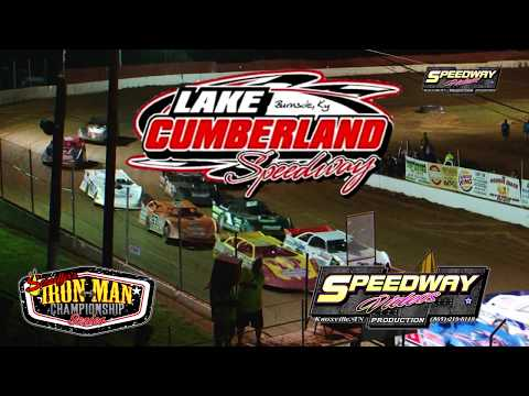 Iron Man Late Models Fall Fest 40 Feature $4,000 @ Lake Cumberland Speedway Sept 14, 2018