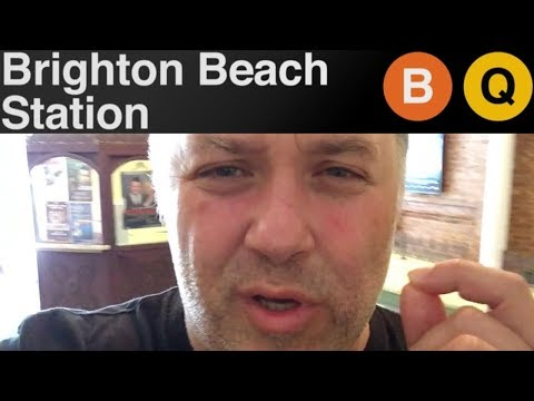 Visiting Brighton Beach - Russia In New York - USSR 2017