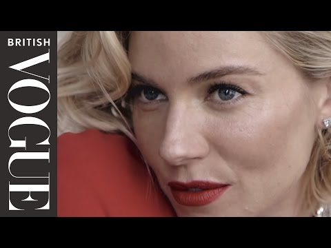 How To Be Sexy With Sienna Miller | All Access Vogue | British Vogue