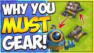 Are Geared Up Defenses Worth It?! Should I Get Geared Up Defenses in Clash of Clans
