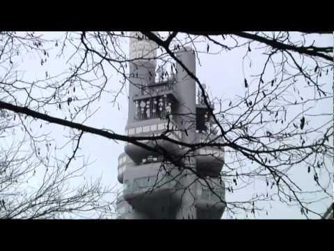 Žižkovská věž oslavila 20. výročí