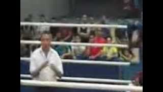 Fayoum boxing team
