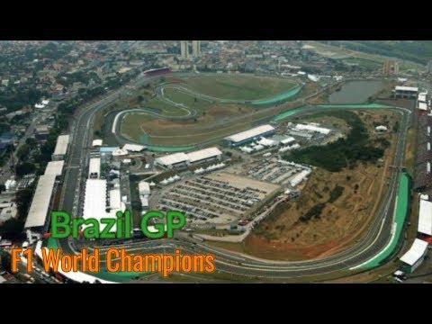 F1 WC   Brazil Grand Prix   Race summary