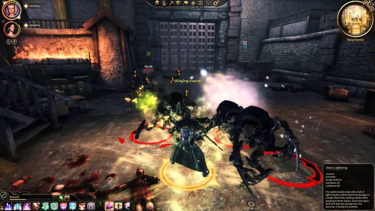 Dragon Age Awakening Part 3 Hd 1080p Youtube