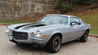 1970 Chevrolet Camaro Z28 - The Best Z28?