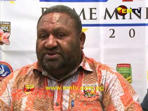 PNG NGCB PM's XIII Team Announced