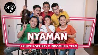 Download NYAMAN - ANDMESH KAMALENG Ft. PRINCE POETIRAY #PETIK