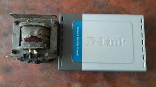 Медь. Трансформатор и роутер в металлолом