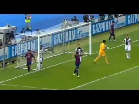 Ювентус   Барселона 1 3   Лига чемпионов финал   Обзор матча   06 06 2015