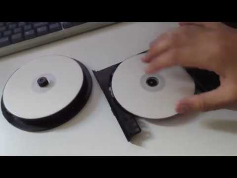 Burning A 8GB ISO File To A Double-Layer DVD Using Nero Burning ROM (External Optical Drive)