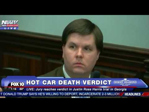 GUILTY VERDICT: Justin Ross Harris Found GUILTY in Hot Car Murder Trial FNN