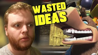 Top Five Great Ideas Wasted on Bad Video Games - rabbidluigi