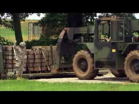 MOS 89B - Ammunition Specialist - YouTube