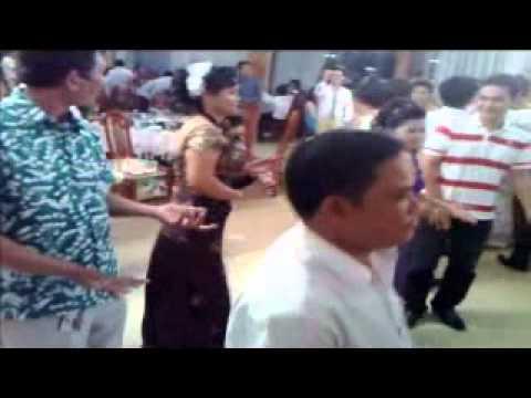 Điệu nhảy Lam Thon trong lễ cưới Cambodia