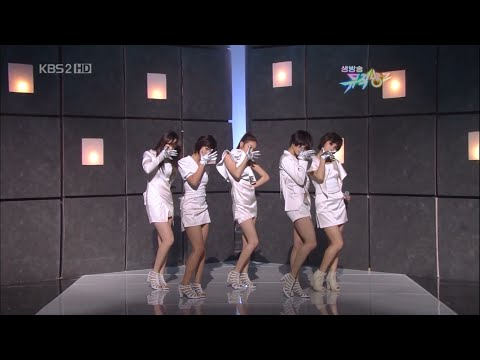 [1080p] [60fps] KARA - Lupin @ KBS Music Bank [Comeback Stage] [Interview + Umbrella + Lupin]