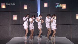 [1080p] [60fps] KARA - Lupin @ KBS Music Bank [Comeback Stage] [Interview + Umbrella + Lupin]