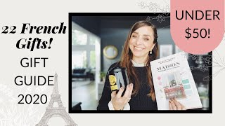 22 French Gifts Under $50! :: Gift Guide