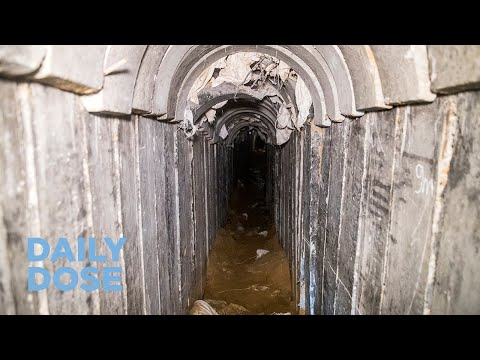 Is Hamas Digging Terror Tunnels Again in Gaza?