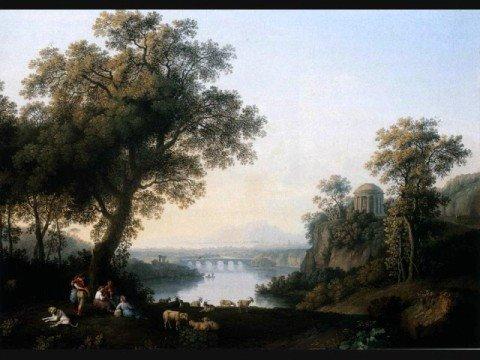 Haydn - Piano Concerto in D Major Hob. XVIII: II - Mov. 2/3