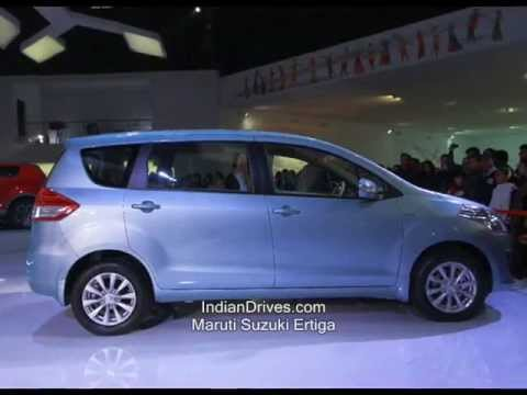Maruti Suzuki Ertiga LUV Launch - Video Review