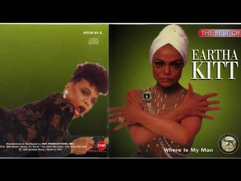 Eartha Kitt  - Where Is My Man (The Best Of) Full Album