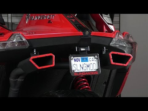 Polaris Slingshot Dual Rear Exit Ceramic Coated Sport Tuned Exhaust
