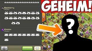 Ein GEHEIMER BESUCHER im Clan! ☆ Clash of Clans