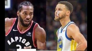 Golden State Warriors vs Toronto Raptors_Game 3_2019 NBA PLAYOFF FINALS