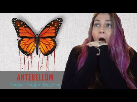 Antebellum (2020 Movie) Official Teaser Trailer REACTION