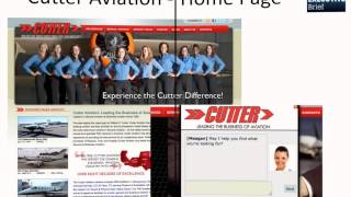 Aviation Marketing Master Class - Genaro Sanchez, Cutter Aviation