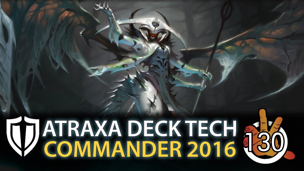Atraxa Praetors Voice Breed Lethality C16 Deck Tech