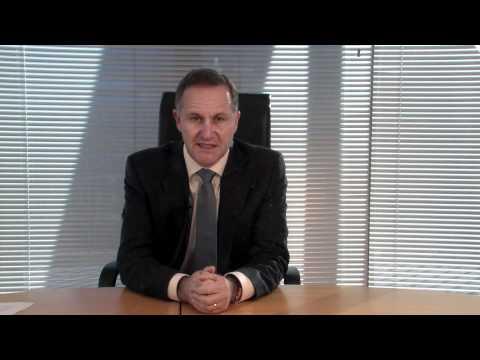 Video Journal No.41 - Prime Minister John Key