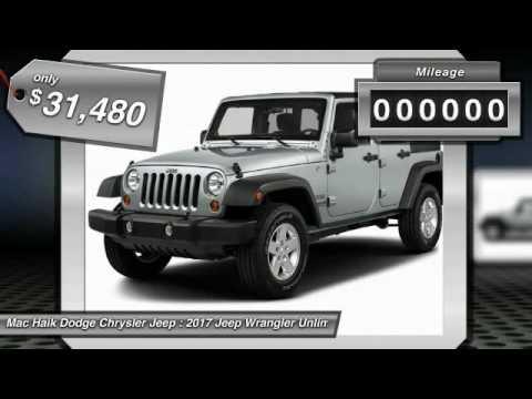 2017 Jeep Wrangler Unlimited Austin HL542303