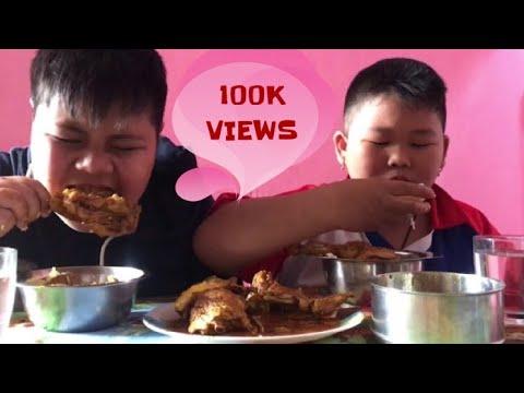 #Chicken_Leg_Piece 🍗 | Abunao | Cheche | Mama | Gilbert | Home Made | #Manipur_Foods