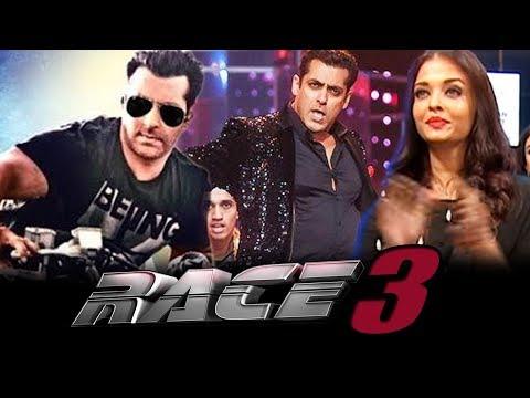Salman Khan SIGNS RACE 3, Aishwarya Rai Cheers Salman Khan During Performance