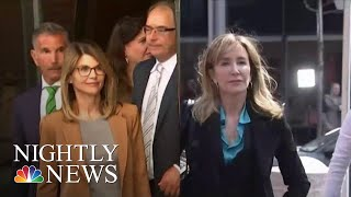 'VIP' Emails Shine New Light On College Admissions Scandal | NBC Nightly News