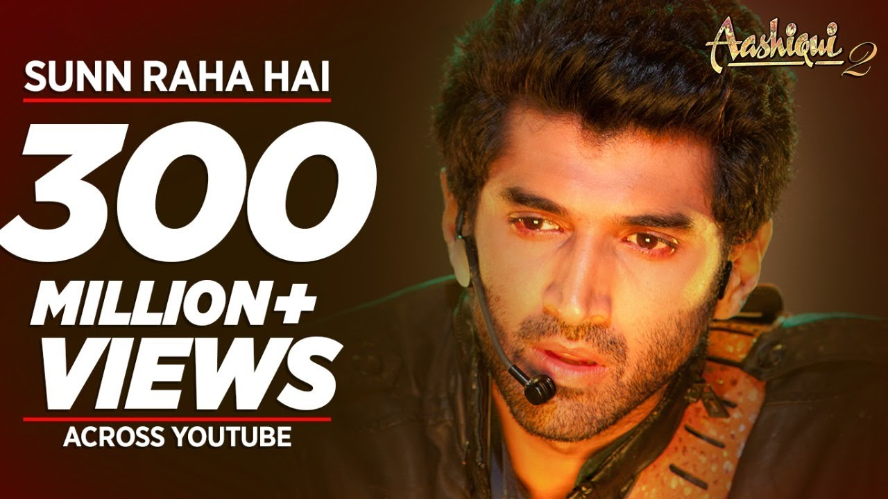 Download Sunn Raha Hai Na Tu Aashiqui 2 Full Video Song | Aditya Roy Kapur, Shraddha Kapoor