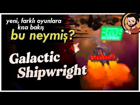 GALACTIC SHIPWRIGHT - BU NEYMİŞ? - Besiege Uzayda!