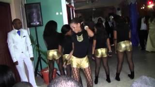 Boda de Fredy y Yoselin Baile de muchachas y Locura