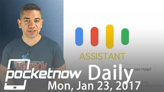 LG G6 is next with Google Assistant, Samsung Galaxy S8 delays & more   Pocketnow Daily